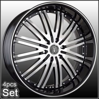 28 Wheels Rims Escalade,Chevy​,Ford,QX56,H3,​Silverado,Yuko​n