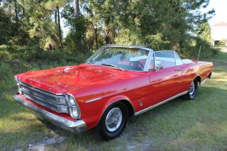 Ford  Galaxie XL 1966 Ford Galaxie 500 XL Convertible 390 ~!~!~MAKE