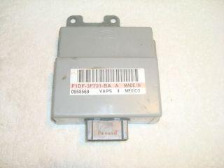 92 95 Ford Taurus Sho Power Steering Control Module