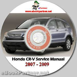 2005 honda crv workshop manual ggettvids. Black Bedroom Furniture Sets. Home Design Ideas