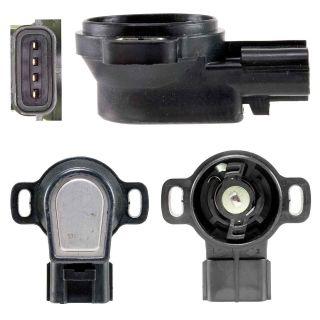 AIRTEX 5S5341 Throttle Position Sensor (Fits 1995 Ford Probe)