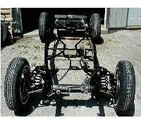 35  40 FORD CHASSIS, RAT ROD, RAT RODS, FORD OTHER, NEW FRAME. CUSTOM