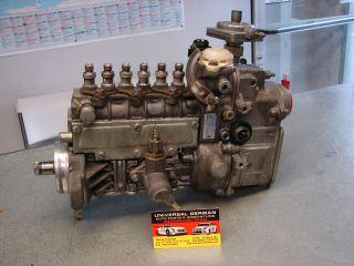 W124 300D 300TD E300 Turbo Diesel Fuel Injection Pump