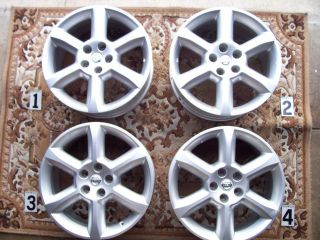 NISSAN MAXIMA ALTIMA 18 WHEELS RIMS STOCK OEM FACTORY MURANO QUEST
