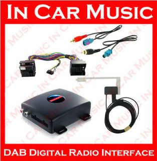 CTDAB SK1 Skoda Superb DAB DAB+ DMB Digital Car Radio Tuner Interface