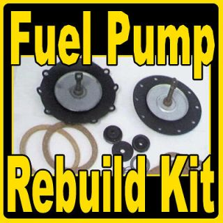 Fuel pump rebuild kit General Motors from 1941 thru 1966 double type