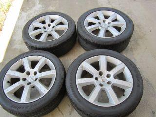 Nissan 350Z Wheels 2003 2004 2005 OEM 17 Factory wheels
