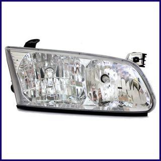 2000 2001 Toyota Camry Headlight Head Light Lamp Right Passenger Side