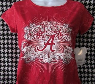 alabama crimson tide in Womens Clothing