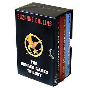 the hunger games book in Children & Young Adults