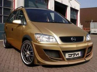 VAUXHALL OPEL ZAFIRA A FRONT BUMPER LIMITED PART OF BODY KIT BODYKIT