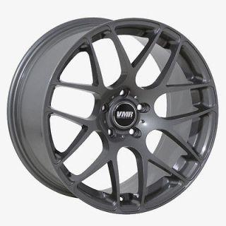 18 VMR V710 Gunmetal Wheels Rims Fit VW Passat ( B6 Chassis) CC Eos