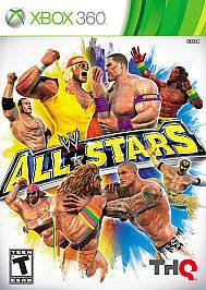 Newly listed WWE All Stars (XBOX 360, 2011)