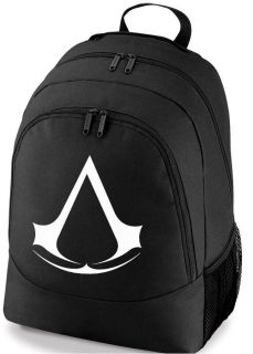 ASSASSINS CREED LOGO XBOX PSP GAMING SCHOOL COLLEGE SPORTS BAG