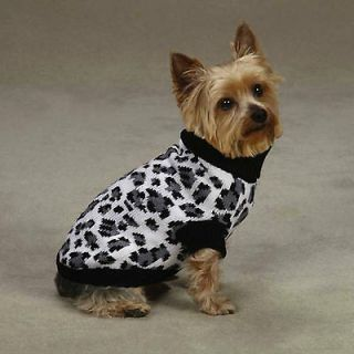XX SMALL teacup yorkie poodle DOG TURTLENECK SWEATER clothes apparel