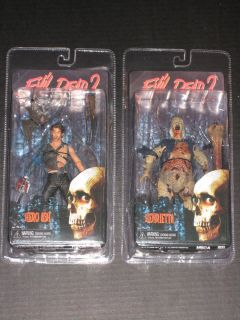 evil dead action figures in TV, Movie & Video Games