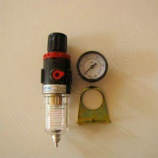 Air Pressure Regulator oil / Water Separator Trap Filter Airbrush