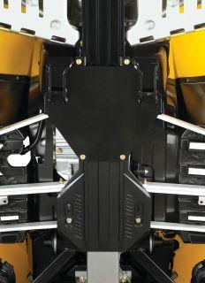 Am ATV New OEM Snow Plow Attachment/Frame Mount Kit Alpine Super Duty