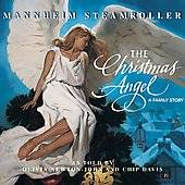 Christmas Angel A Family Story by Mannheim Steamroller Cassette, Aug