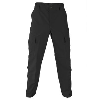 BLACK TAC.U PANTS (swat tru tdu acu military uniform cargo pants gear