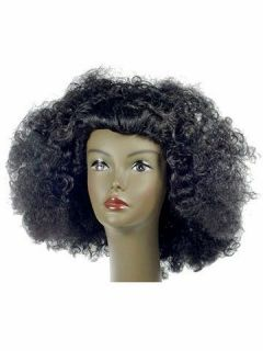 Pulled Out African American Afro Lacey Costume Wig