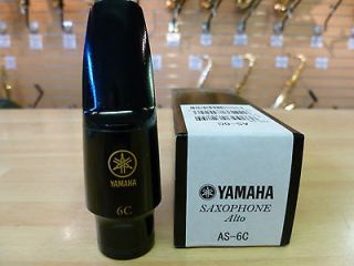 yamaha alto sax mouthpiece in Parts & Accessories