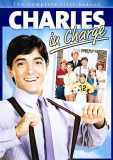 Charles in Charge   The Complete First Season DVD, 2006, 3 Disc Set