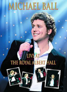 Michael Ball   Live At The Royal Albert Hall DVD, 2002