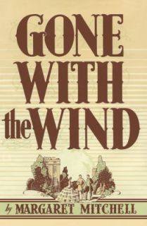 Gone with the Wind by Margaret Mitchell 1936, Hardcover, Reprint