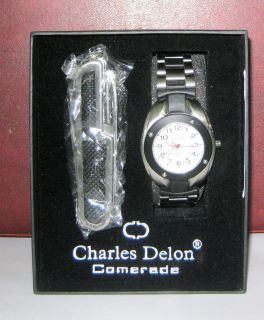CHARLES DELON COMERADE TOUGH WATCH/MULTI FUNCTION KNIFE