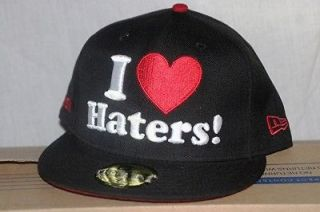 New Era x Dirty Ghetto Kids DGK I 3 LOVE HATERS 7 3/4 hat cap Classic