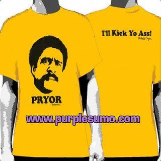 RICHARD PRYORPryorT shirt NEWLARGE ONLY