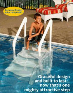 The Mighty Step 30 Above Ground Pool Steps 400600