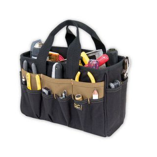 CLC 1126   11 Heavy Duty 32 Pocket Utility Maintenance Tool Bag Tote