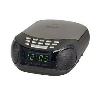 EMERSON DIGITAL ALARM CLOCK RADIO w/ CD PLAYER NEW