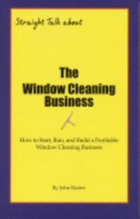 The Window Cleaning Business, John Baxter, Acceptable Book