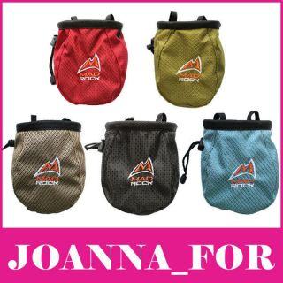 New Mad Rock Climbing Addict Chalk Bag Giving Bag belt