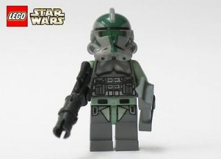 Lego Star Wars Custom Clone Commander Gree minifig ROTS New