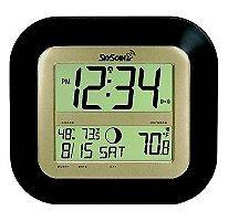 skyscan atomic clock in Wall Clocks