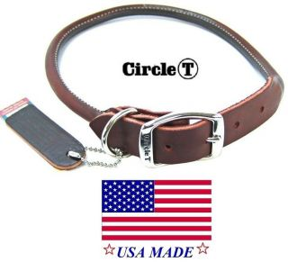 leather dog collar in Leather Collars
