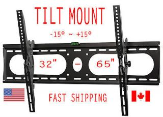 TILTING       TV Wall Mount Plasma LCD LED 32 65 INCH