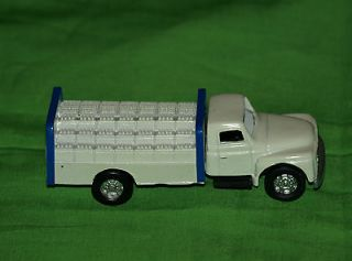 Pepsi Cola Toy Truck Nostalgic Minature International Heavy Diecast