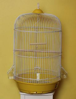 CAGE BIRDNEW For Parakeet, Canary, Parrot Round CageReal wood