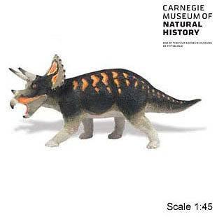 Dinosaur Triceratops Carnagie Collection   Buy $50 plus, get FREE