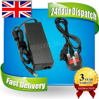 FOR SONY VAIO pcg 61511M PCG 3D1M PCG 6112 LAPTOP AC CHARGER ADAPTER 1