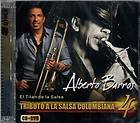 BARROS TRIBUTO A LA SALSA COLOMBIANA VOL.4 BRAND NEW  SEALED CD/DVD
