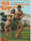 Strength & Health Bodybuilding Fitness Mag Gary Kaposta /Carolyn