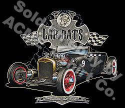 Hot Rod Tshirt Rat Rod 1927 Roadster Ford Shirts 27 Model T Sz M L XL