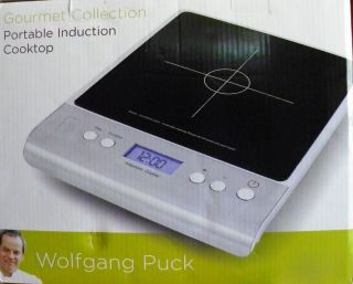 Portable Induction Cooktop Stove Electric Magnetic Kitchen Counter