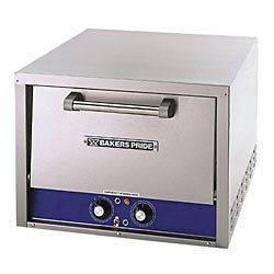 Bake & Roast Oven Bakers Pride BK 18 7 Deck Height